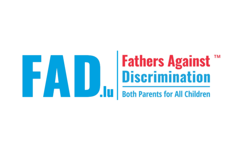 FAD - Fathers Against Discrimination a.s.b.l. - logo final